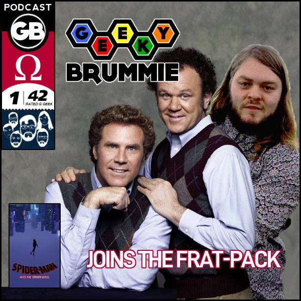 The Geeky Brummie Podcast – Issue 142!