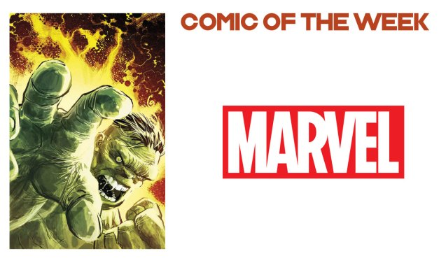 The Defenders – The Immortal Hulk #NewComicBookDay 5th December 2018