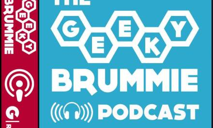 The Geeky Brummie Podcast – Issue 150!