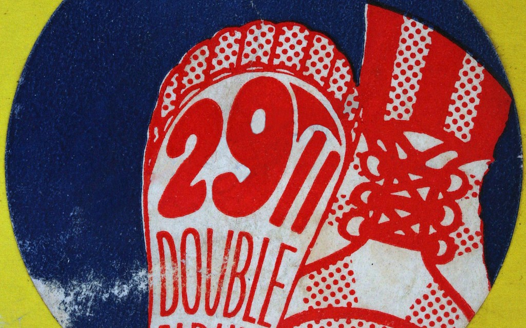 Single or Double? And not the cream…