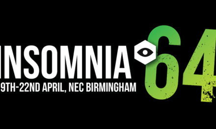 Insomnia 64 is coming – What to expect!