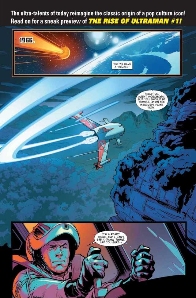 Ultraman Preview 1
