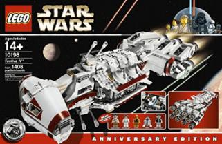 Amazon.com LEGO Star Wars Tantive IV 10198 Toys Games