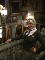 Had to get a picture near Rowena Ravenclaw