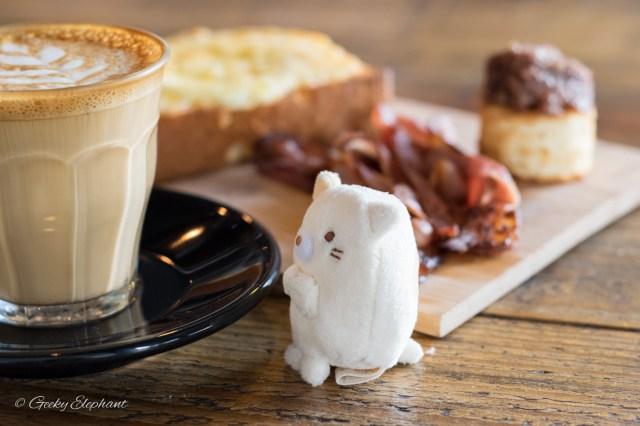 One Man Coffee: Brunch cravings