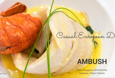 Ambush: Casual European Dining