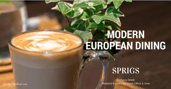Sprigs: Modern European Dining