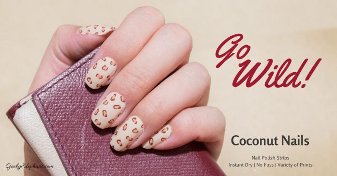 Coconut Nails