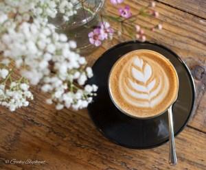 One Man Coffee: Latte