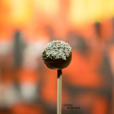 Savour 2015: Janice Wong Sweets—Coconut Lolipop