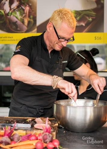 Savour 2015: Saint Pierre—Chef Emmanuel Stroobant