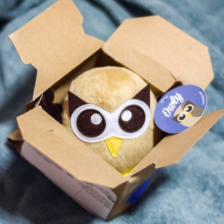 Owly's Unboxing
