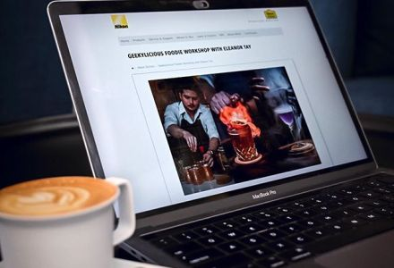 Nikon School — Food Photography Workshop