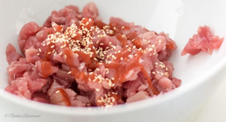 Cookup: Tuna & Avocado