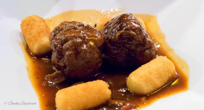 Brussel Sprouts: Boulettes