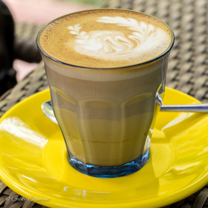 La Ristrettos: Latte