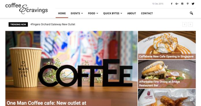 Coffee & Cravings