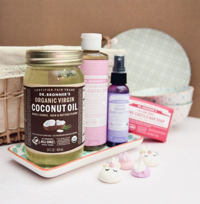 Nature's Glory - Dr. Bronner's - World Fair Trade Day Package