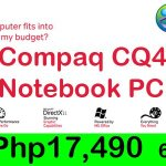 Compaq CQ42-401 Laptop Sale