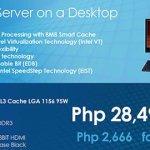 Intel Server Desktop Package