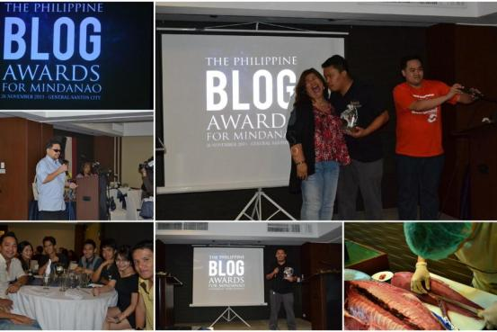 Philippine Blog Awards 2011 - GeekyFaust