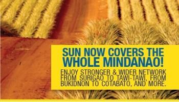 Sun Postpaid Plan 250 for Mindanao