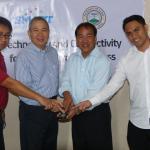 Tudlo: Smart, Albay to use disaster preparedness and emergency response mobile app