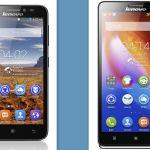 Lenovo Introduces Lenovo A606 and Lenovo S856 LTE Smartphones