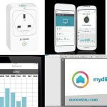 D-Link's New Wi-Fi Smart Plug Integrates Home Automation with mydlink