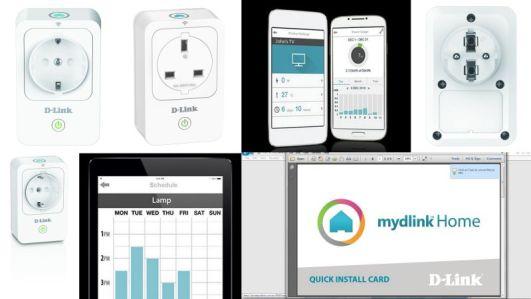 D-Link-New-Wi-Fi Smart-Plug