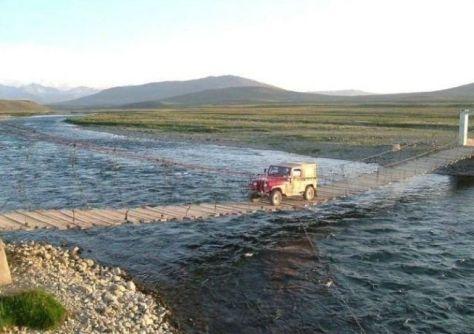 Deosai National Park trail
