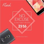 Alcatel Flash 2 available now at Lazada