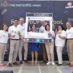 Caltex Fuel Your School Empowers Science, Technology, Engineering and Math Learning in Davao City