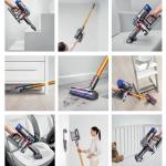 Dyson introduces Dyson V8 cord-free vacuums