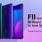 OPPO Introduces F11 a Competitive Follow-up to its  best-selling F11 Series