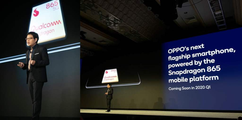OPPO Qualcomm Snapdragon Tech Summit