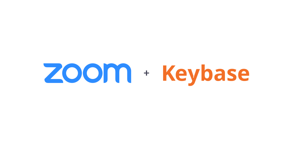 Zoom and Keybase Acquisition