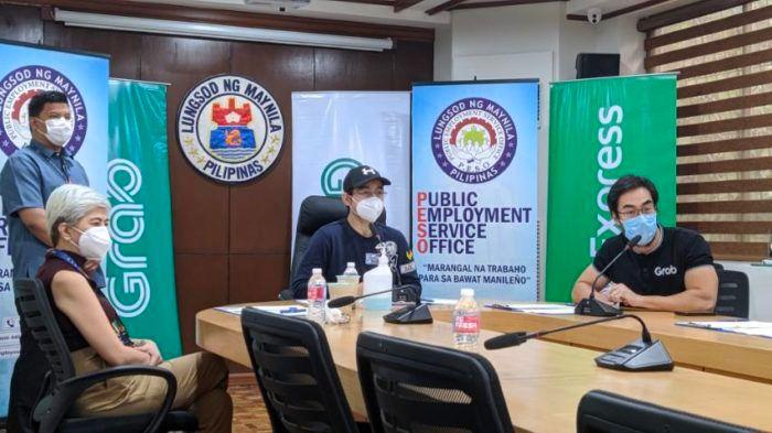 Grab Manila Livelihood Opportunities and Programs