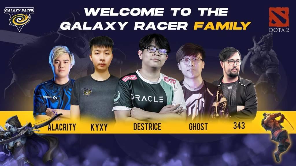 NetEase Games - Galaaxy Racer
