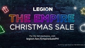 Legion Empire Christmas Sale 2020