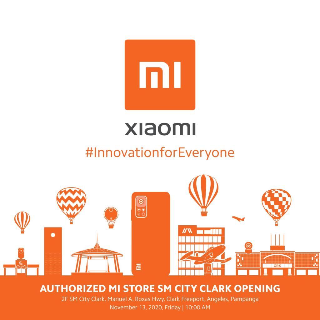 MI Store Philippines SM City Clark Opening