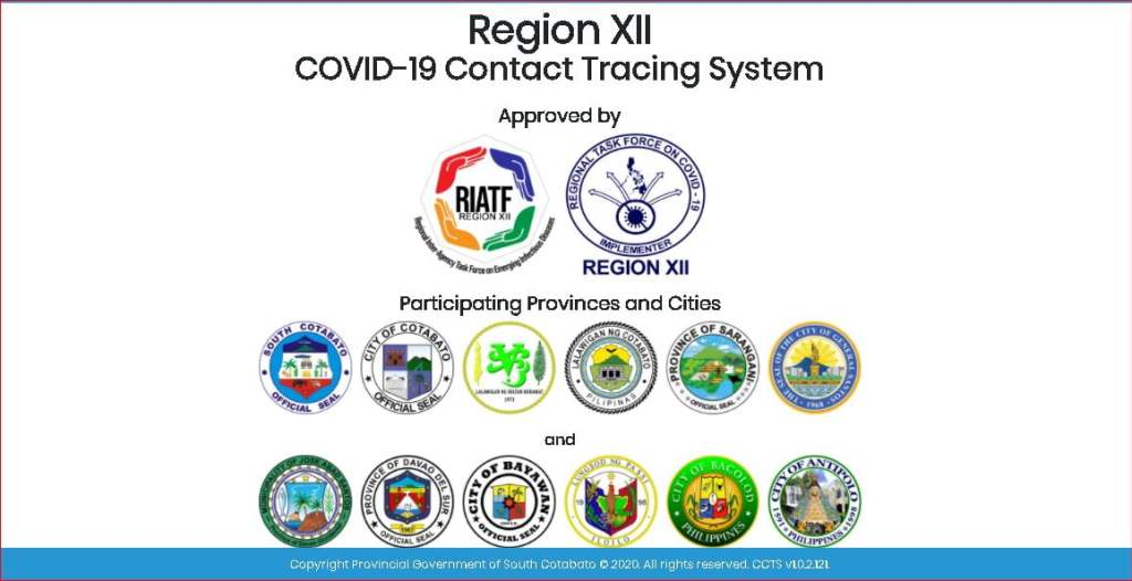 Free QR Code Apps - South Cotabato CCTS