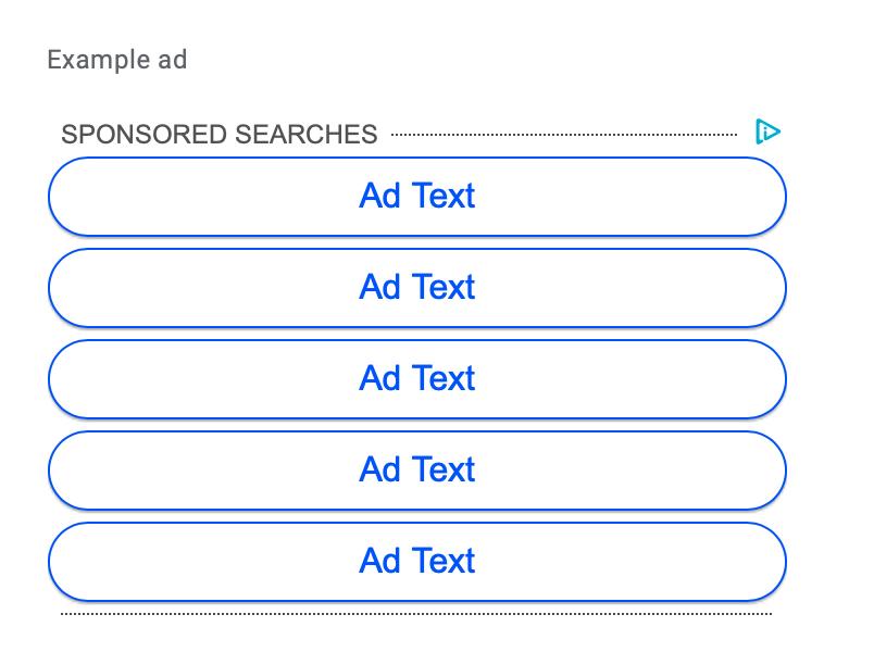 Google Adsense Link Ads