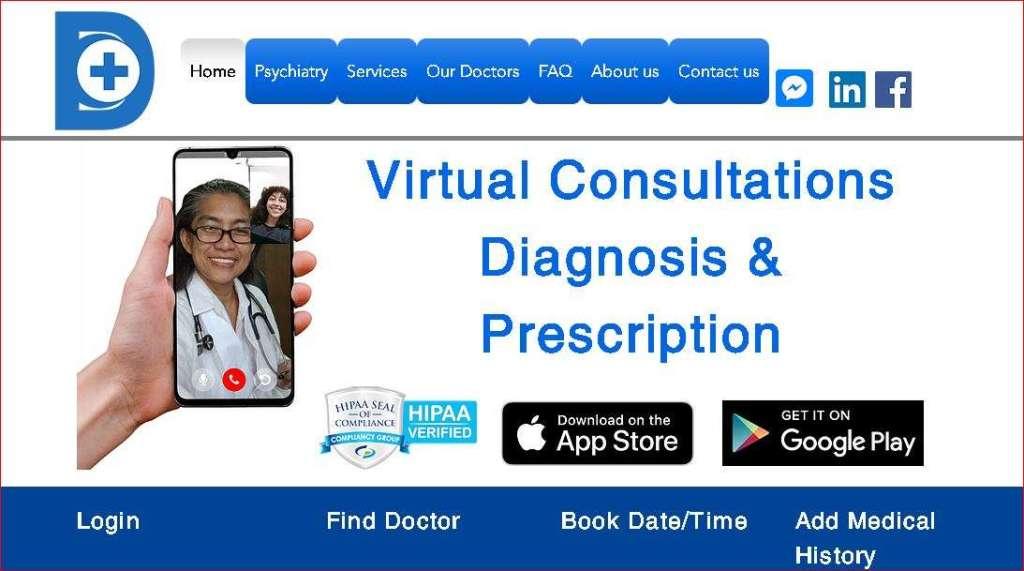 DokToYou - Virtual Consultations, Diagnosis and Prescription