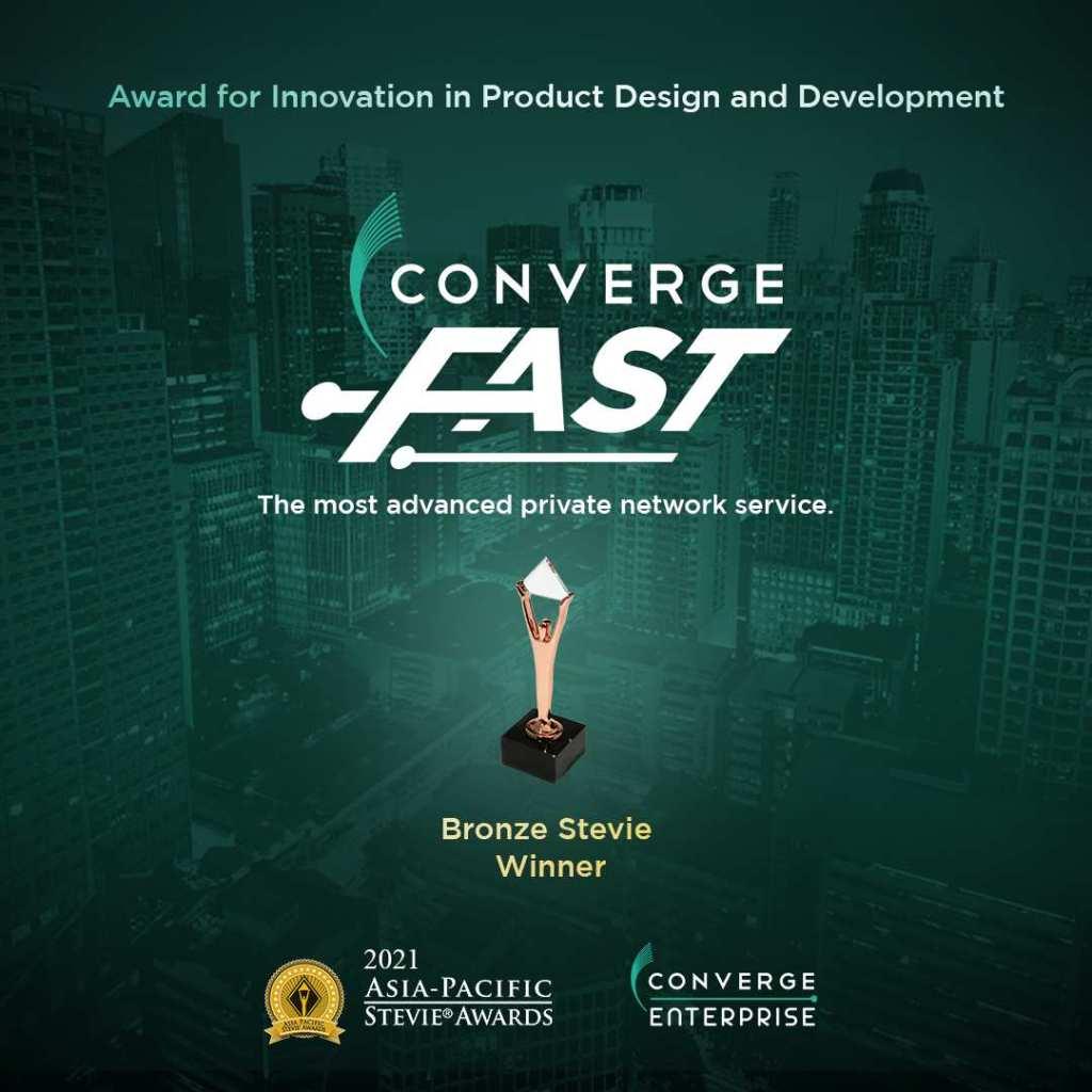 Converge ICT - Converge FAST fiber internet