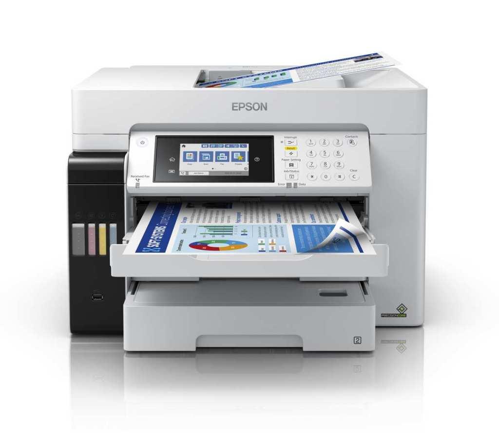 Epson WorkForce ES-60W Printer