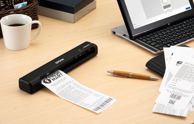 Epson WorkForce ES-60W Scanner