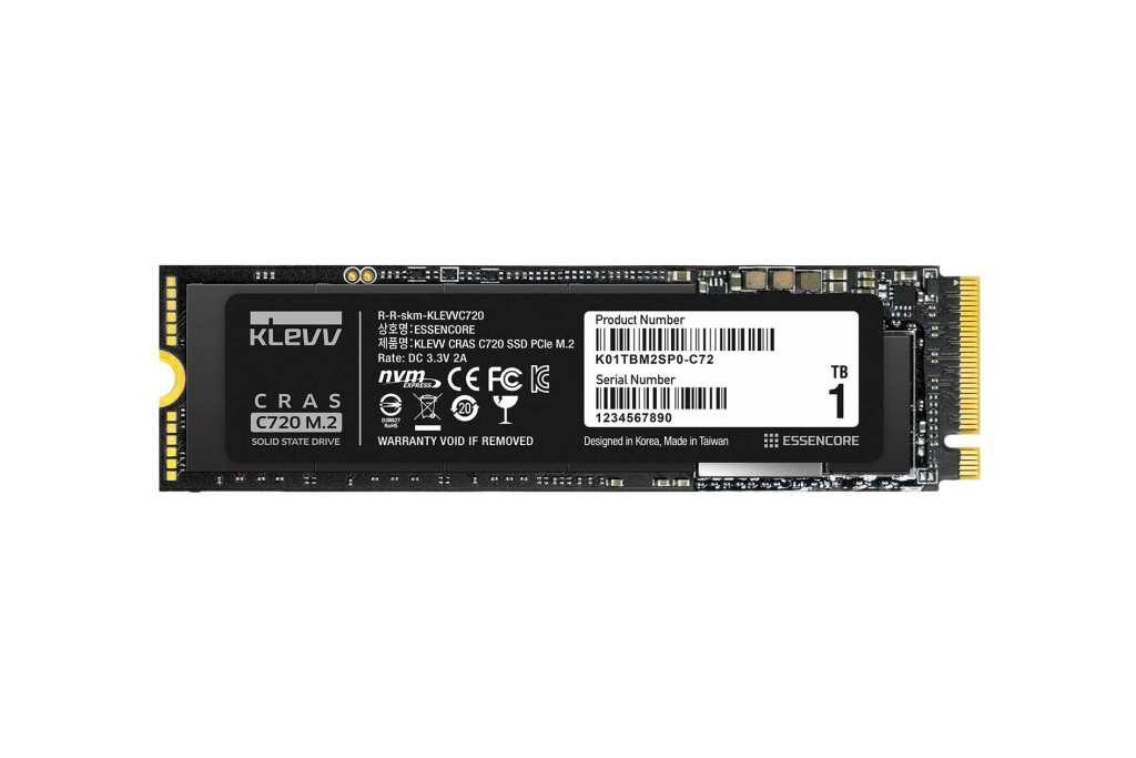 KLEVV CRAS C720 SSD