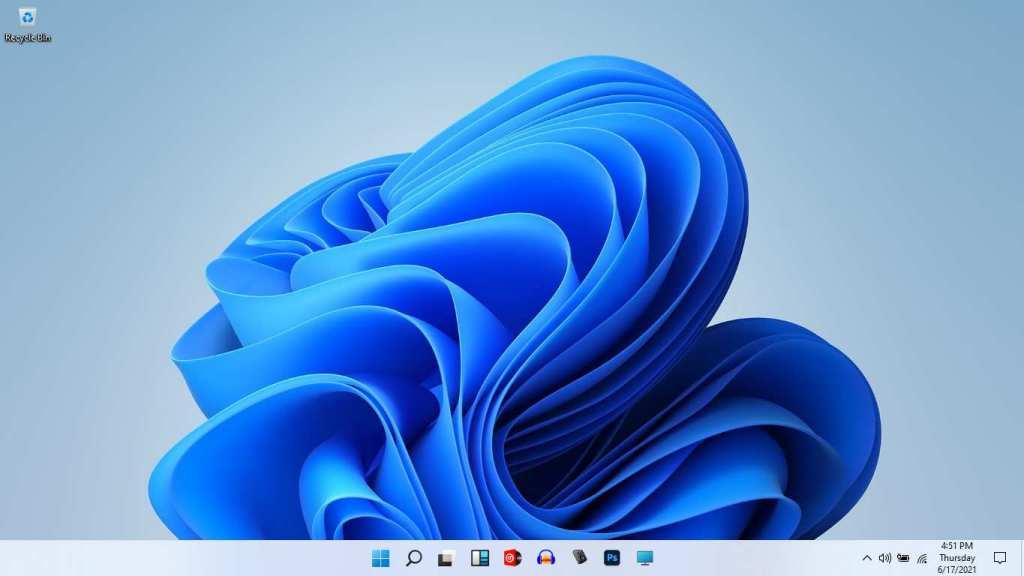 Windows 11 Desktop Environment