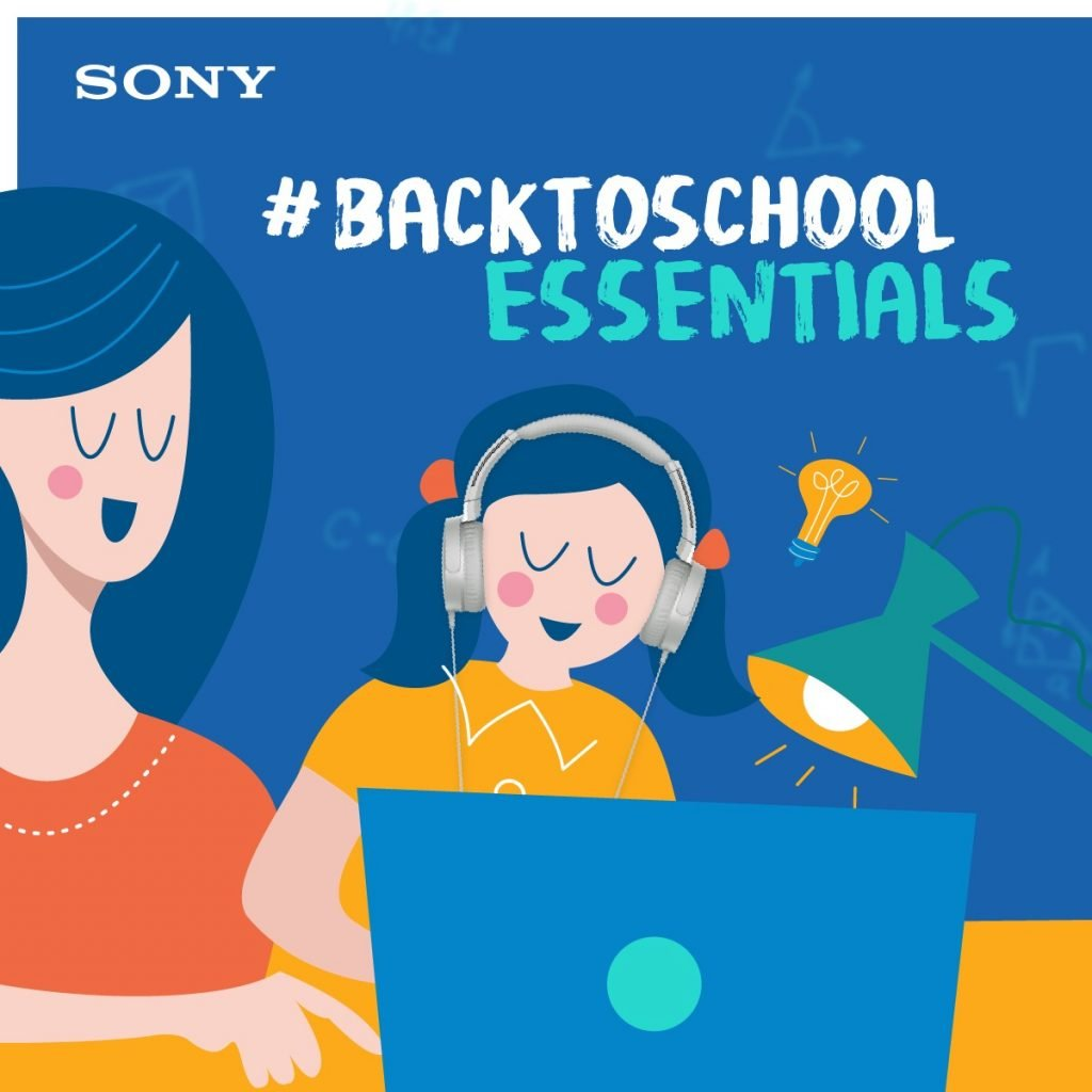 Sony Back To School Essentials